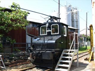 銚子電鉄外房駅「デキ3」千葉県銚子市