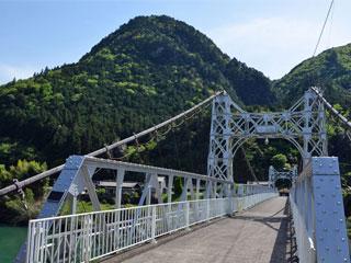 「白川橋」岐阜県白川町