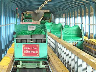 須磨浦山上遊園「カーレーター」兵庫県神戸市須磨区