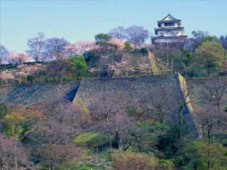 「丸亀城」香川県丸亀市