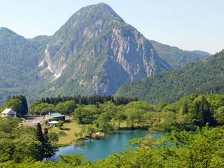 「高浪の池」新潟県糸魚川市