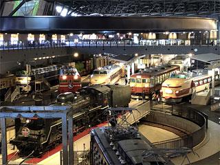 「鉄道博物館」埼玉県さいたま市大宮区