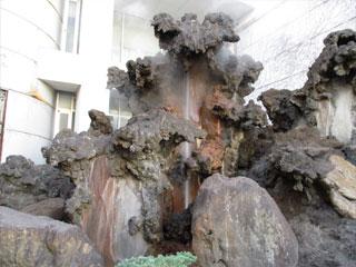 「大湯間歇泉」静岡県熱海市