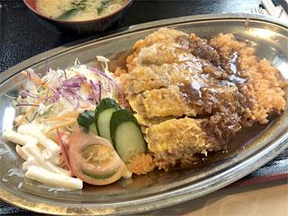 レストランはやしや「三平ライス」東京都新宿区