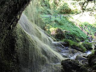 「道永の滝」山口県萩市